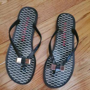 Coach Jelly Flip-flop Sandals
